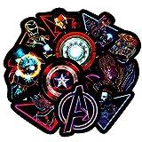 HONGC Autocollants Spiderman Bagages imperméables Ordinateur Portable Guitare...