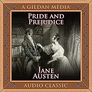 Pride and Prejudice                   Written by:                                                                                                                                 Jane Austen                               Narrated by:                                                                                                                                 Margarite Gavin                      Length: 12 hrs and 3 mins     13 ratings     Overall 4.5