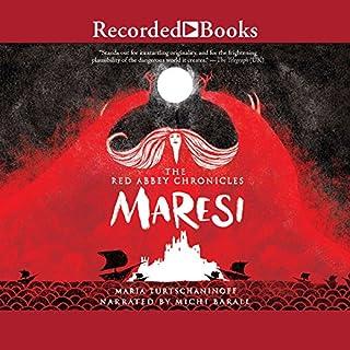 Maresi audiobook cover art