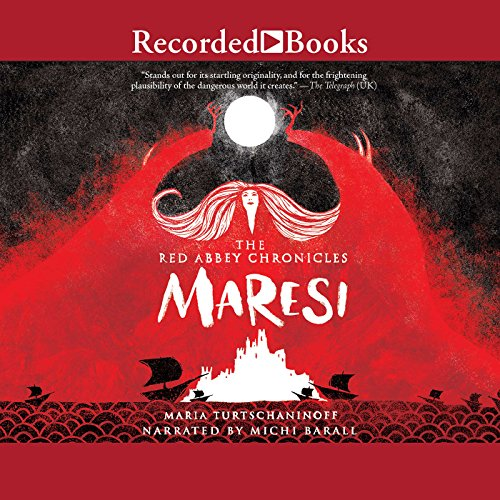 Maresi audiobook cover art