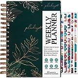 PLANBERRY Weekly Planner – Elegant Life &...