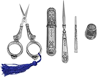Best antique needle case Reviews