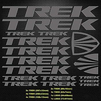 Free Shipping Worldwide!!! Trek Bicycle Bike Decal Sticker Original