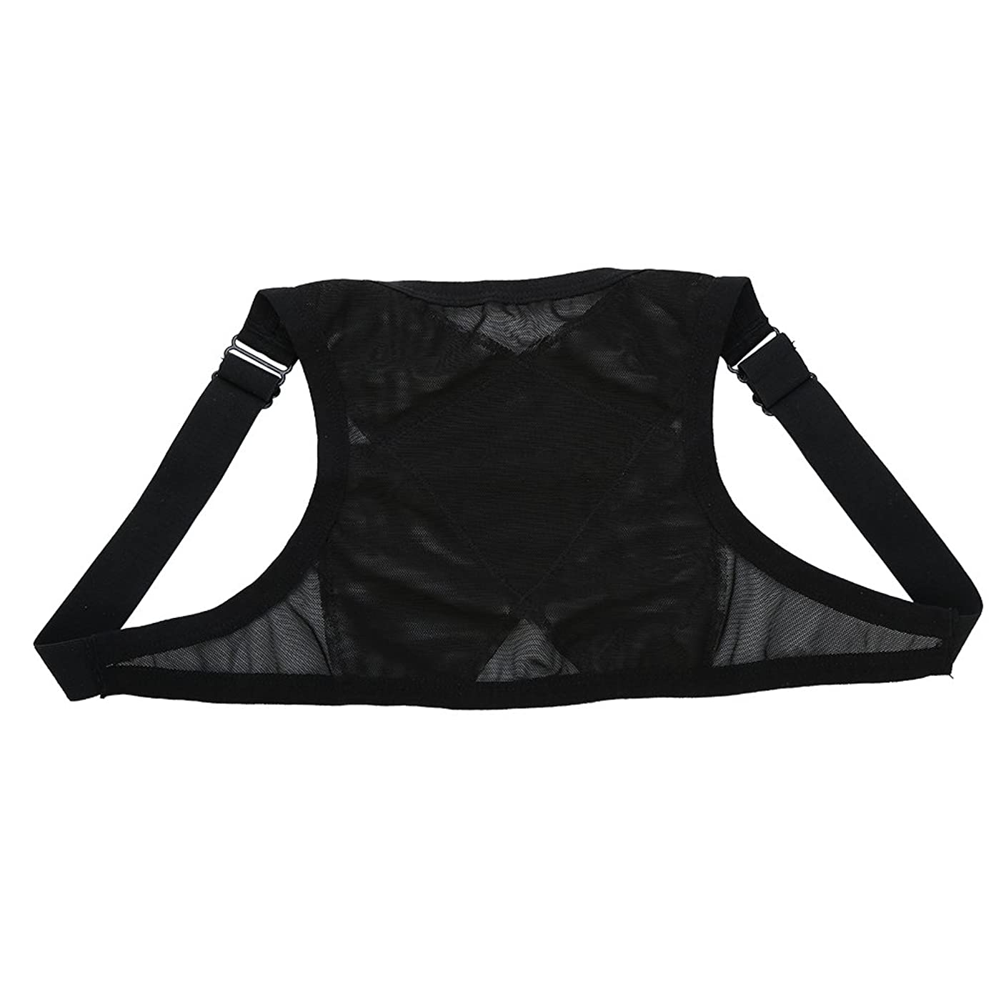 聖職者全滅させる散文姿勢矯正具、整形外科用矯正具、肩の体位の矯正、整形外科用こぶの軽減のための包帯矯正具、青年用(L)