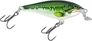 Rapala Shallow Shad Rap 09 Fishing lure, 3.5-Inch, Baby Bass