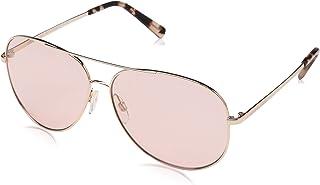 مايكل كورس نظارة شمسية للجنسين، بيضوي