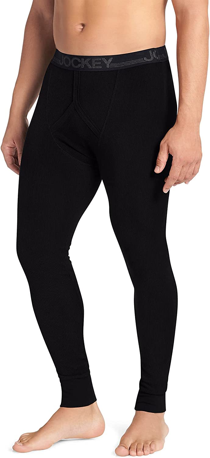 Sales of SALE items from new works Jockey Men's Long Underwear Pant Our shop most popular Waffle