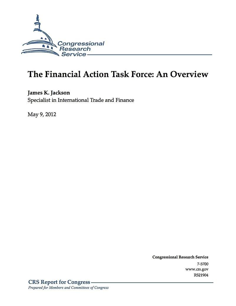 ファン固体クックThe Financial Action Task Force: An Overview (English Edition)