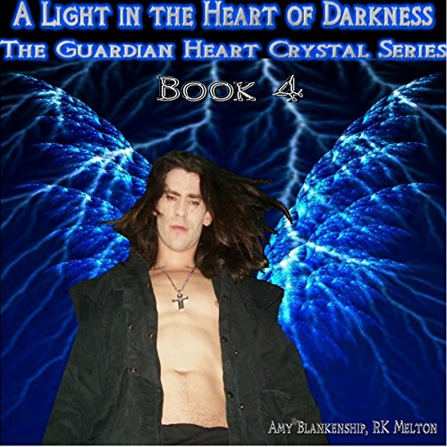 A Light in the Heart of Darkness audiobook cover art
