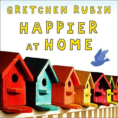 Happier at Home cover art