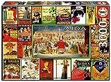 Educa Borrás- Puzzle 3000 Collage de Óperas (17676)