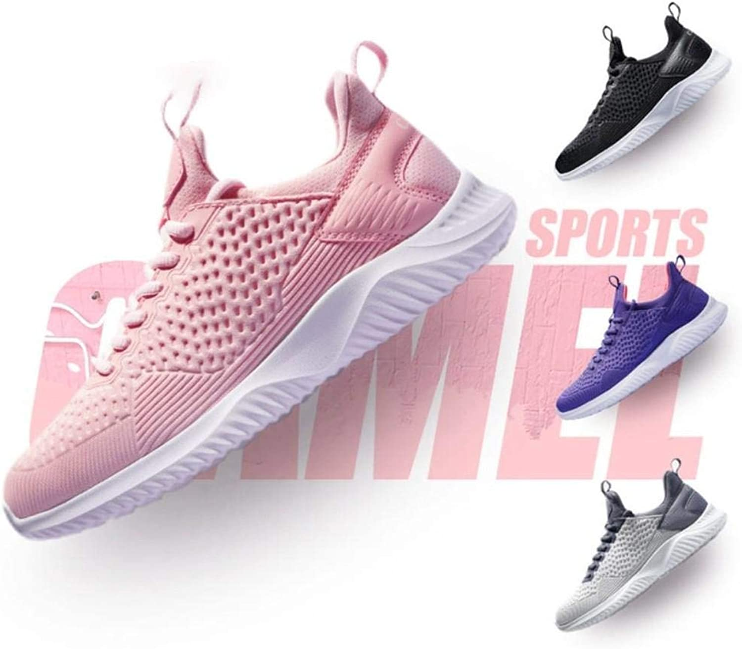 Camel New Breathable Running shoes Outdoor Jogging Walking Lightweight shoes Comfortable Sports Sneakers for Women