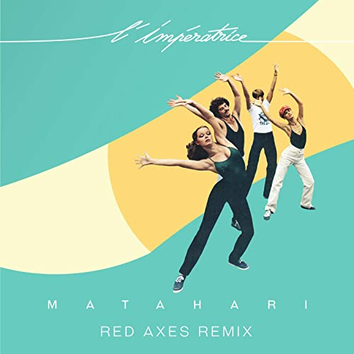 Matahari (Red Axes Remix) de LImpératrice en Amazon Music - Amazon.es