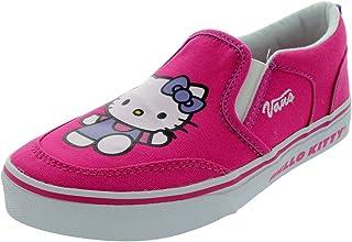 Big Girls Asher Hello Kitty Fashion Slip On Sneakers...