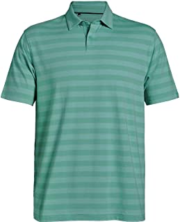 Men's Charged Cotton Scramble Stripe Golf Polo