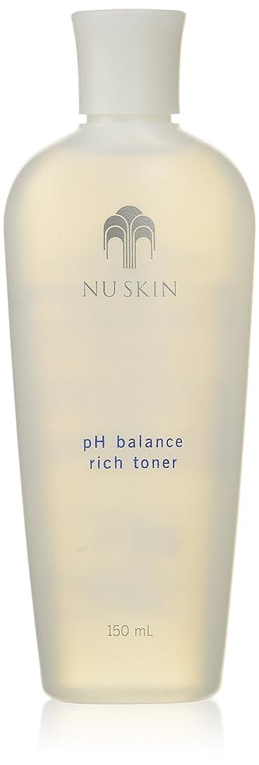 ぬるい抽選安価なニュースキン pHバランスリッチトーナー 150ml 化粧水