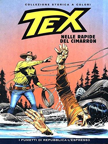 Tex Collezione Storica a Colori #59 - Nelle rapide del Cimarron