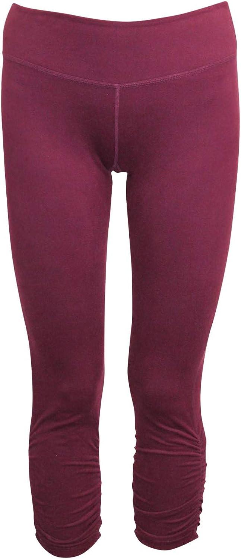 dad3f8a941e766 Beyond Yoga Womens Side Gathered Legging Medium Capri nzcawz4989 ...