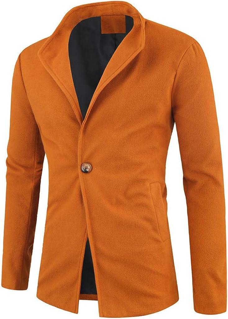 DAY8 Veste Hommes Costume Blazer Smoking Homme Soir/ée Slim Fit El/égant Uni V/êtements Homme Pas Cher Grande Taille Moderne C/ér/émonie Entreprise Mode