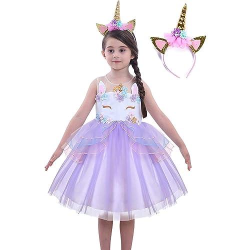 Unicorn Costume for Girls Amazon.co.uk