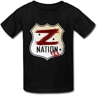 Spend freely Kid's Z Nation Logo T Shirt