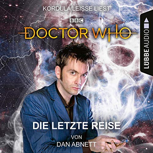 Doctor Who - Die letzte Reise cover art