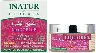 INATUR Liquorice Fairness Day Cream 50g SPF10 Even Complexion Fight Pigmentation