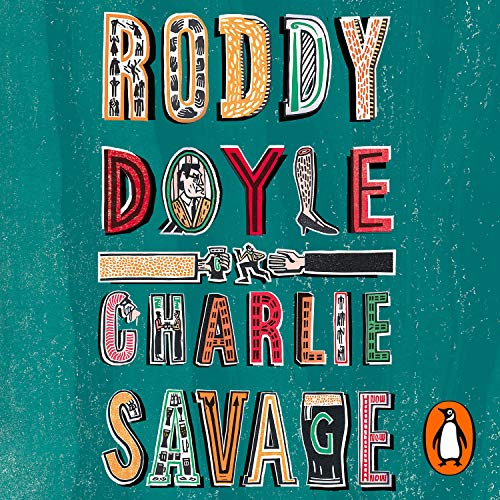 Charlie Savage cover art