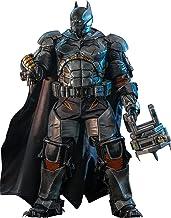 ホットトイズ ビデオゲーム・マスターピース バットマン:アーカム・ビギンズ バットマン XEスーツ版 1/6スケールフィギュア 黒
