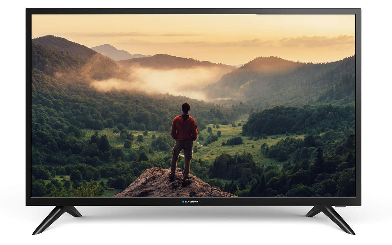 Blaupunkt BN32H1012EEB - Televisor LED HD (32 pulgadas, USB Multimedia, DVB-T/T2/C/S2, 81 cm): Amazon.es: Electrónica