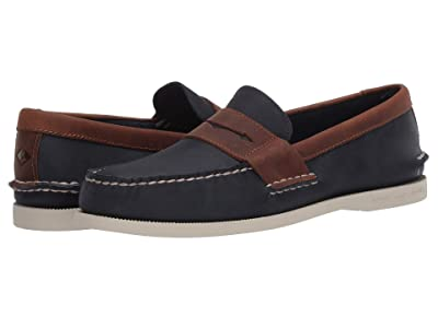 Sperry A/O Penny Wild Horse (Navy/Sonora) Men