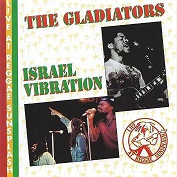 The Gladiators and Israel Vibration Live