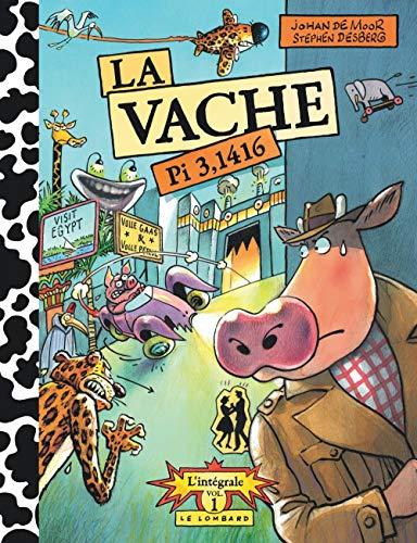 Intégrale La Vache - tome 1 - Intégrale La Vache 1