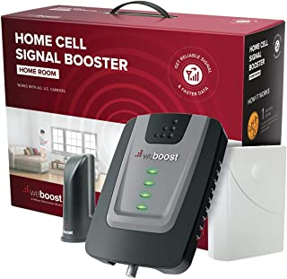 weBoost Home Room (472120) Cell Phone Signal Booster, FCC Approved, All U.S. Carriers - Verizon, AT&T, T-Mobile, Sprint & ...