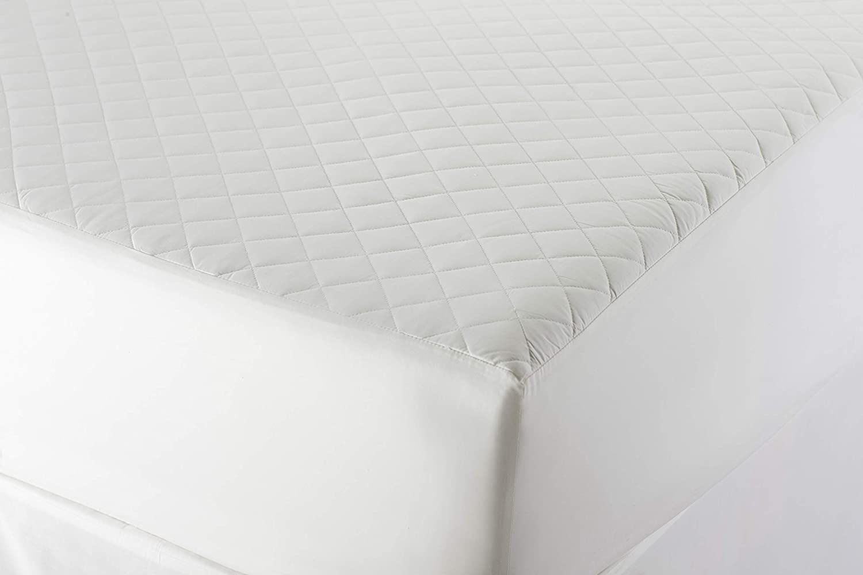 Coyuchi Sales Organic shop Cotton Mattress Full Pad White