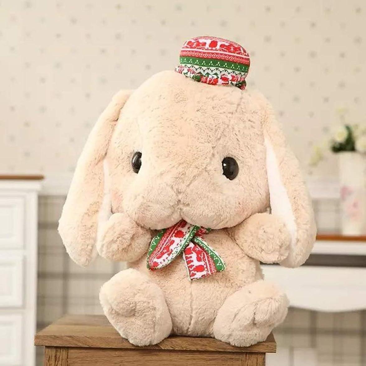 支店素晴らしさ拒否うさぎ ぬいぐるみ  抱き枕 可愛い 動物 ふわふわ 40cm もちもち 洗える 人気 お人形 女の子 男の子 子供 お祝い おもちゃ クリスマス 店飾り 置物 プレゼント