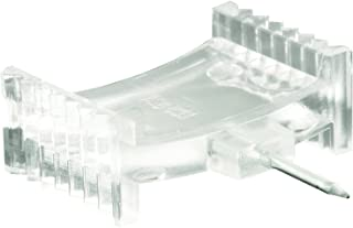 Prime-Line L 5801 L Products L 5801 Window Grid Retainer Clips, 5/8 in, Plastic w/Steel Needle, Clear (Pack of 6)