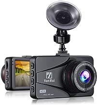 Dash Cam Dash Board Camera, Ananteke 3 inch 1080P FHD LCD Screen Dash Camera for Car, Motion Sensor, G-Sensor, Night Vision, Parking Monitor, Loop Recording