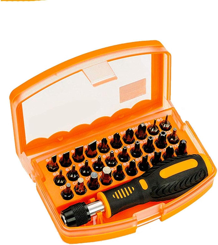 QAQ Multifunktionaler Schraubendreher Chrom-Vanadium-legierungsstahl 31 In 1 Set Tragbar Präzisionsinstrument,Orange,119  79  36mm B07L9VZRBL | Haben Wir Lob Von Kunden Gewonnen