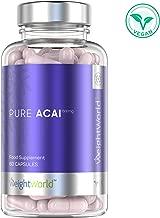 Pure Acai - Suplemento natural de Acai Berry - Mejora los
