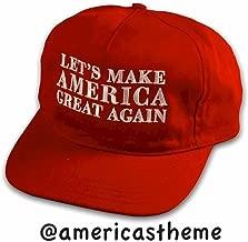 Let's Make America Great Again (America's Theme)