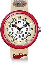 Flik Flak Kids, Brown Casual Watch (Model: ZFBNP139)