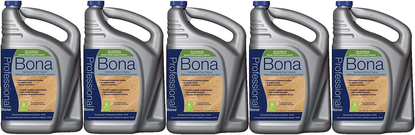 sale Bona Pro Series Hardwood Max 53% OFF Floor 5 Cleaner Pack Refill