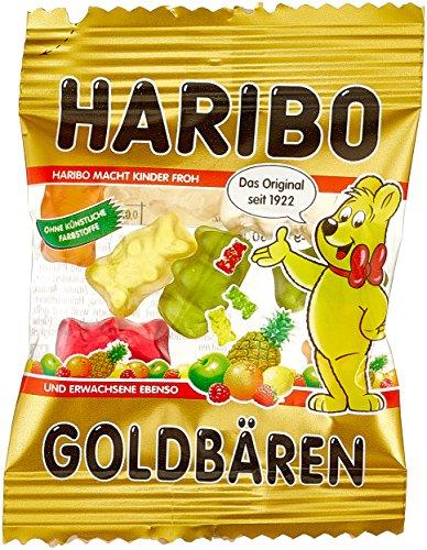 Haribo Goldbären-Minis 400 Minibeutel, 4 kg