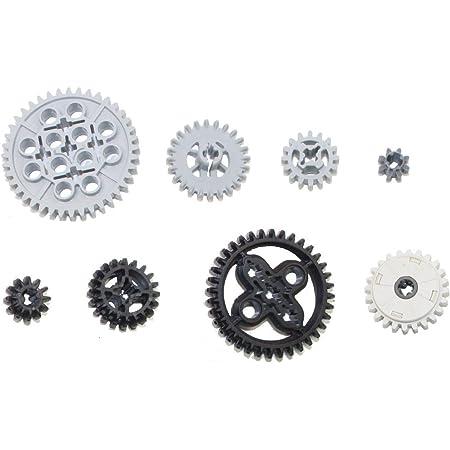 Lego Technic 50x Technik Zahnräder verschiedene größen gemischt Zahnrad Konvolut