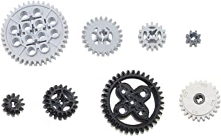 LEGO 8 pc Technic Mindstorms nxt gear axle pack SET lot (motor power functions)