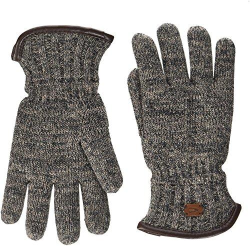 camel active Herren 408310/6G31 Handschuhe, Braun (Brown 17), Medium