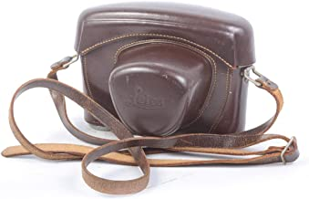 Brown Leather Ever Ready CASE for Leica M3,M2 OR M1