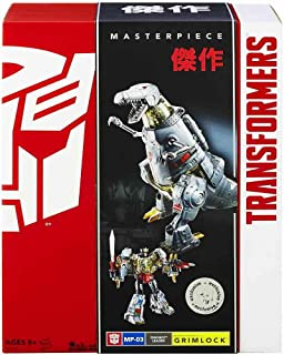 2014 Transformers Store Exclusive Masterpiece Grimlock DinoBot Leader MP-3