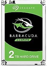 Seagate BarraCuda 2TB Internal Hard Drive HDD – 3.5 Inch...